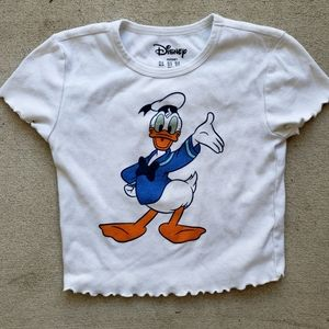 Disney's Donald Duck shirt